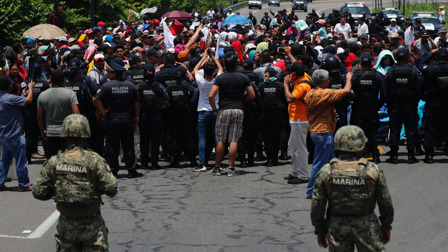 TARIFFS WORK: Mexico Blocks New Caravan of Central Americans