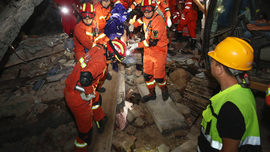 Natural disaster in southern China kills 11 people, injures 122