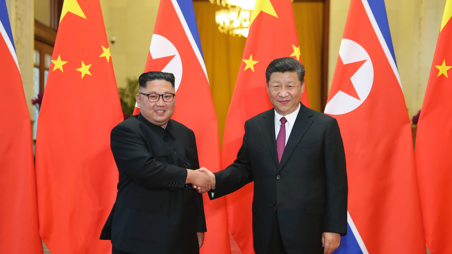 China's Xi arrives in North Korea, set to hold talks with Kim