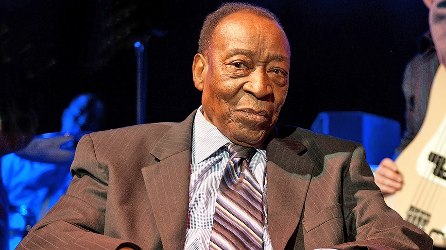 Rock and Roll Hall of Fame member Dave Bartholomew attends