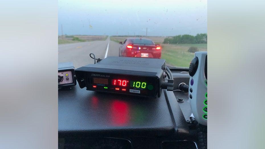 Hot chicken wings blamed for Canada teen's 105 mph speeding