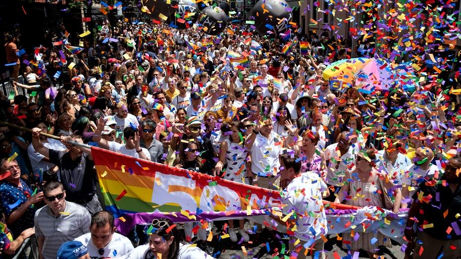NYC hosts LGBTQ parade