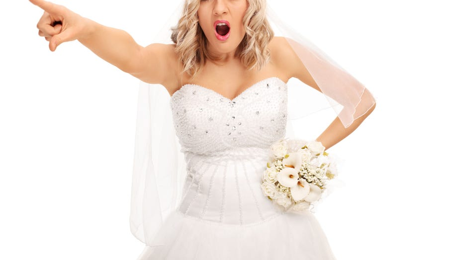 Wearing White To A Wedding.Bridezilla Kicks Guest Out Of Wedding For Wearing Floral