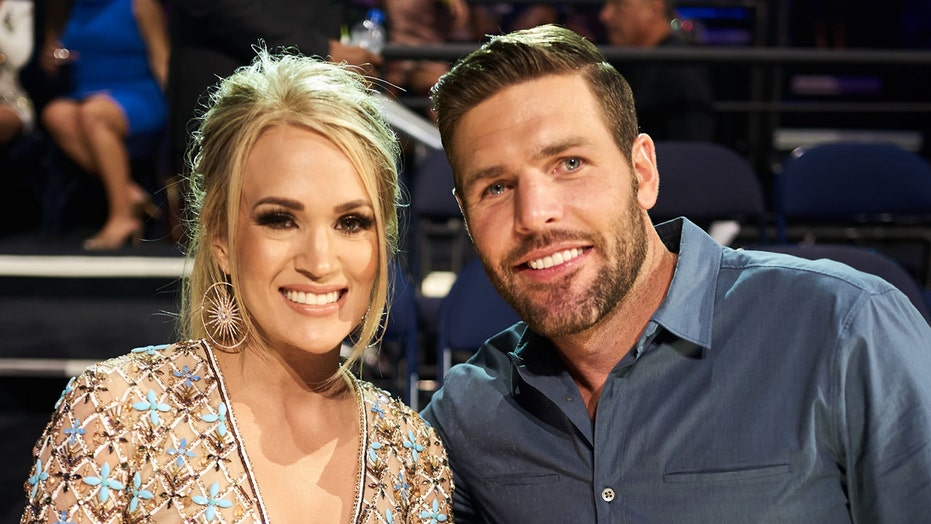 Carrie Underwood reveals very unusual Christmas present from husband