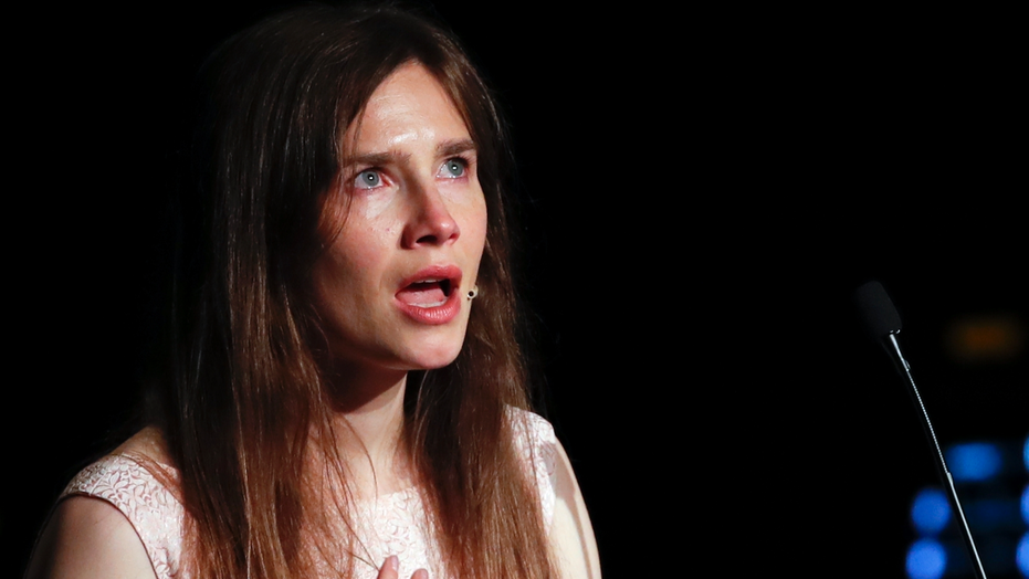 Amanda Knox: 'Next four years can't be as bad' as study abroad in Italy