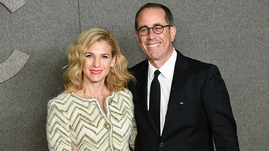 Jerry Seinfeld and his wife Jessica reveal the secret behind their ...