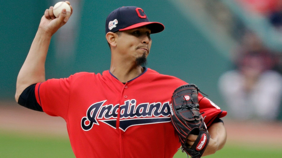 Carlos Carrasco pitcher