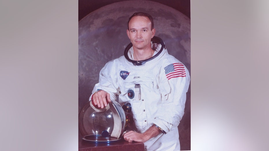 Apollo 11 astronaut Michael Collins reflects on the 50th anniversary of historic Moon landing