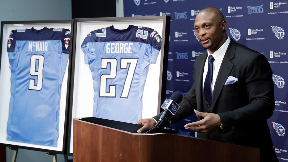 Titans great Eddie George to be named head coach at Tennessee State: reports