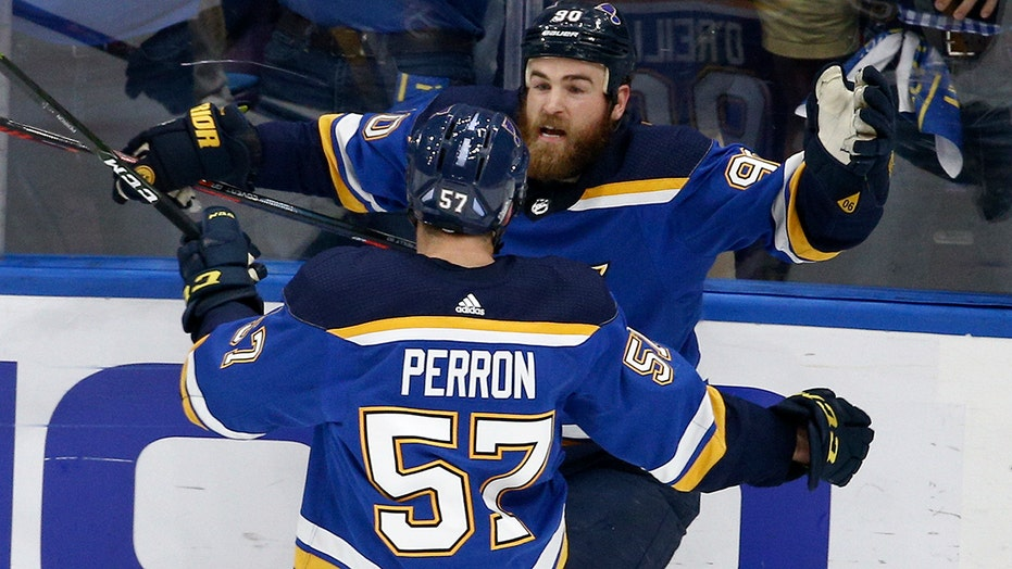 e76e61ff7 Blues beat Bruins to knot Stanley Cup Final at 2-all | Fox News
