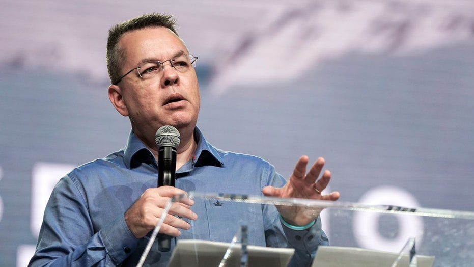 Pastor Brunson, wife say suffering was 'worth it'