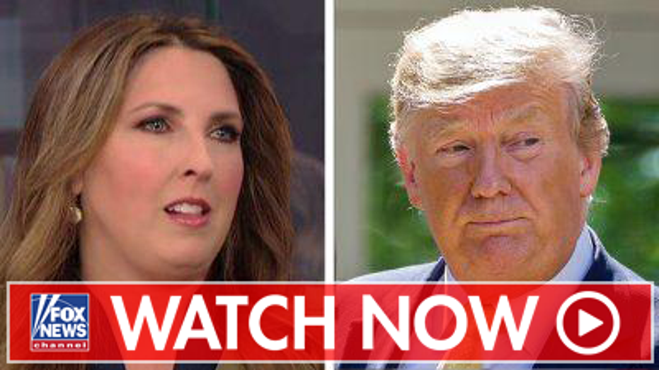 Ronna McDaniel on 2020 polls showing Trump trailing some Democrats
