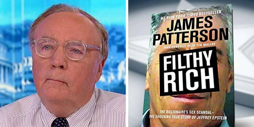 James Patterson: Epstein case worse than Weinstein, Cosby