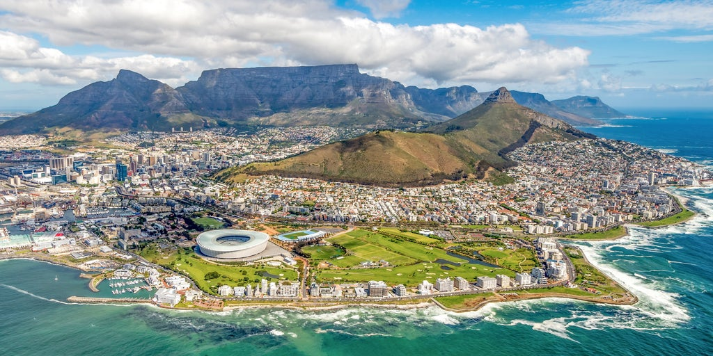 Hundreds of murders threaten Cape Town's tourist mecca image: 'We are living in a warzone'