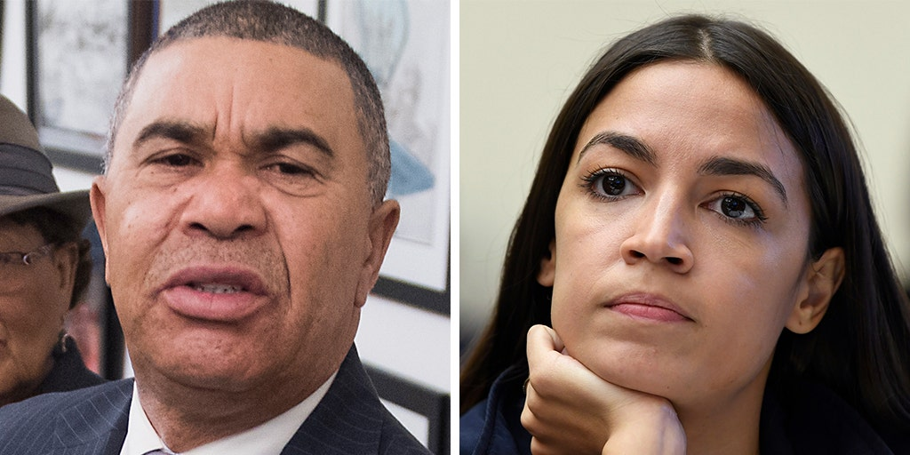 Image result for lacy clay vs Ocasio Cortez