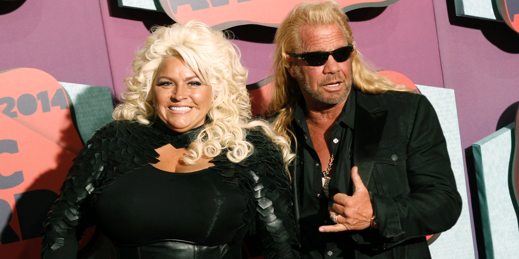 Beth Chapman Remembered By Dog The Bounty Hunter At Memorial
