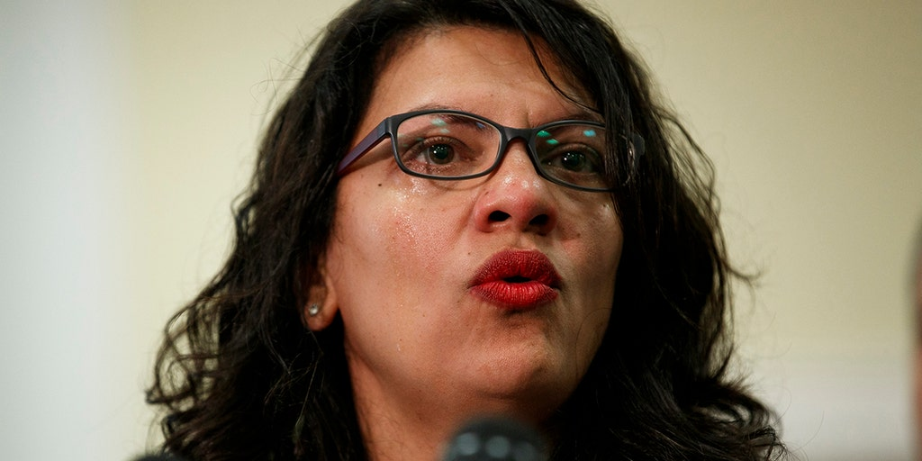 Rep. Tlaib calls for 'lawless president' to be impeached, says plan is still to 'defund ICE'