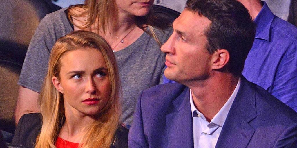 Hayden Panettiere's daughter living with ex Wladimir Klitschko in