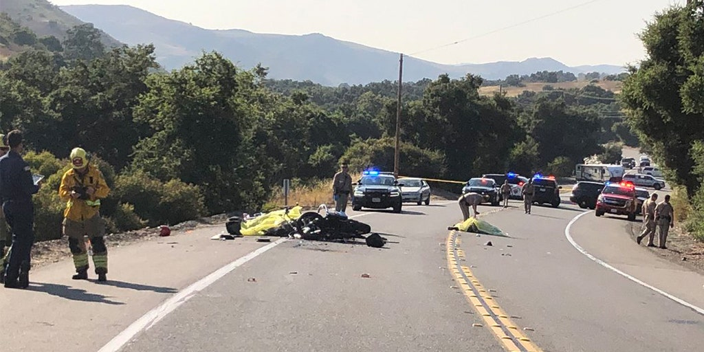 Southern California motorcycle crash kills 4, officials say