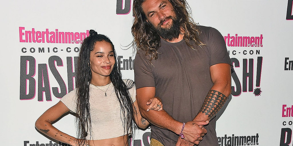 Jason Momoa Shares Nsfw Approval Of Stepdaughter Zoe Kravitz S New Husband Fox News