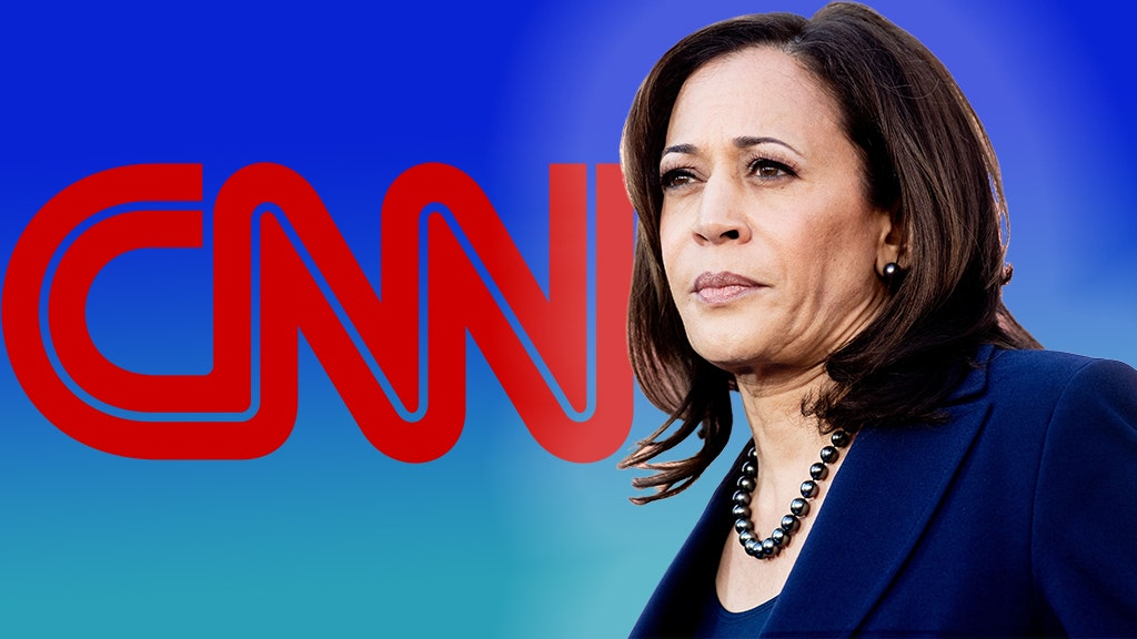 CNN mocked over Harris interview with extreme social distancing