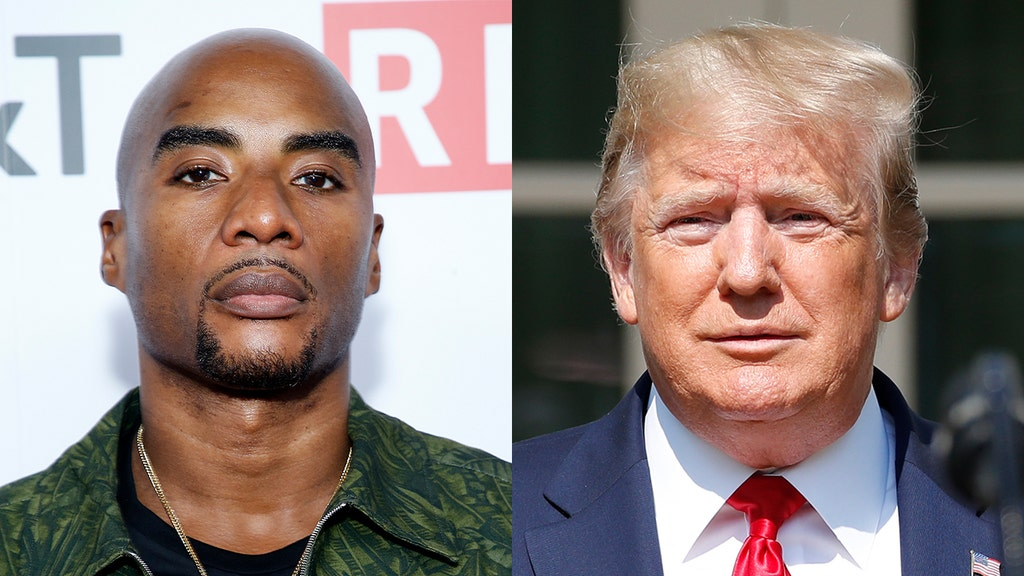Charlamagne Tha God says Trump connects with young Black voters
