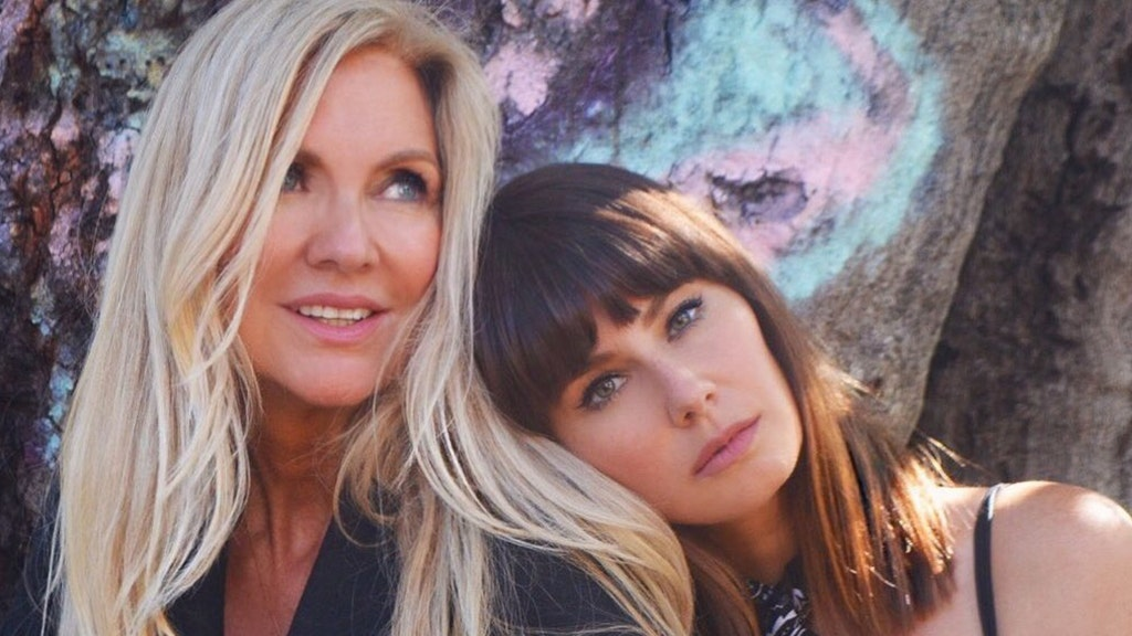 Mom, 64, says she gets mistaken for being her child�s sister