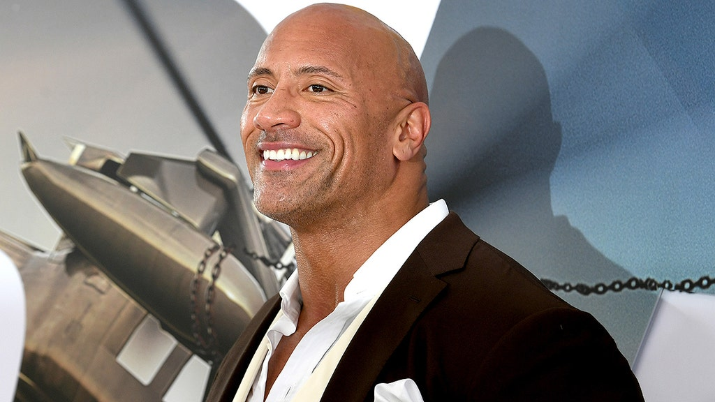 'The Rock' endorsed these candidates, his first-ever public political backing