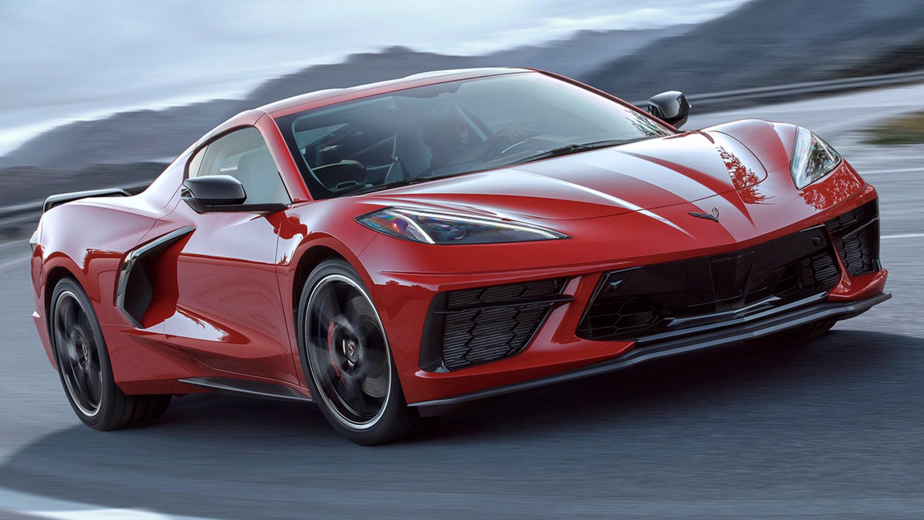The 2020 Chevrolet Corvette Stingray Price Revealed The