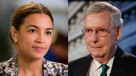 Ocasio-Cortez turns attention to Mitch McConnell amid ongoing feud with Trump over controversial comments