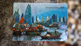 Illinois woman receives stranger's postcard from Hong Kong 26 years later