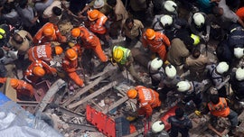 Apartment building collapses in Mumbai, at least 3 dead and dozens feared trapped