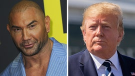 Former WWE wrestler, actor says he'd 'power bomb' President Trump if he could