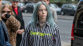 Billie Eilish is burned by cigarettes in new video that some call 'triggering,' possible bad influence for kids