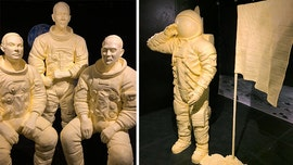 At Ohio State Fair, butter brings Apollo 11's moonmen to life