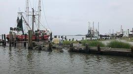 Hurricane Barry rattles Gulf Coast fishermen already reeling from rough season