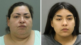 Chicago woman, daughter charged with killing baby cut from teenager's womb with butcher knife