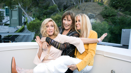 'Knots Landing' stars initially didn't know premise: 'I thought it was about Andy Griffith and a houseboat'