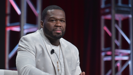 50 Cent shares picture of his backside to call out Emmys for snubbing 'Power'