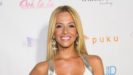Dina Manzo's ex ordered to stay away from her following racketeering arrest: report