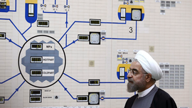 Iran claims it will use more advanced centrifuges, ramping up nuclear tensions