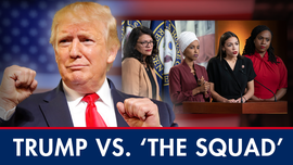 Trump slams 'The Squad'; Outrage over supporters' 'Send her back!' chants