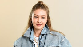 Pregnant Gigi Hadid says 'really baggy clothes' help keep baby bump hidden: 'An optical illusion'