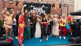 Finland hosts first-ever Heavy Metal Knitting World Championship
