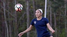 USWNT's Ashlyn Harris calls former teammate Jaelene Hinkle 'homophobic' after old interview resurfaces