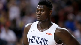 Zion Williamson is latest to drop off Team USA roster, amid minor injury, conditioning concerns
