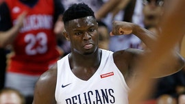 Zion Williamson to be out 6-8 weeks recovering from knee surgery, New Orleans Pelicans say