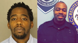 'Person of interest' in fatal shooting of off-duty Pittsburgh cop turns self in: police