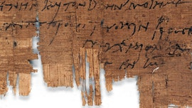 1,700-year-old recently discovered Christian letter offers clues into how faithful lived centuries ago