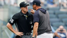 Yankees manager drops multiple F-bombs in 'savage' rant against umpire